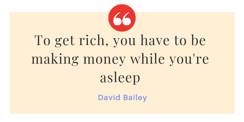 quotes of getting rich