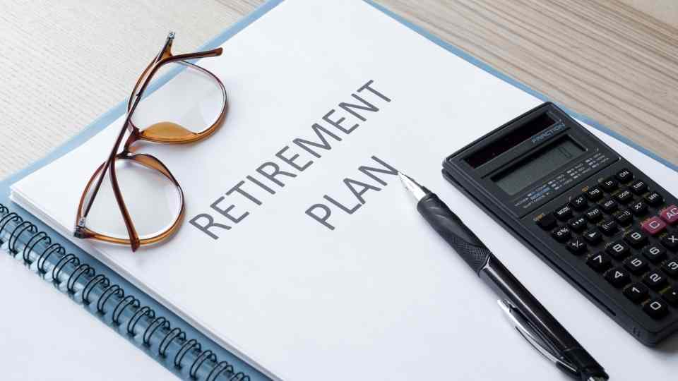 Create a realistic Retirement Planning