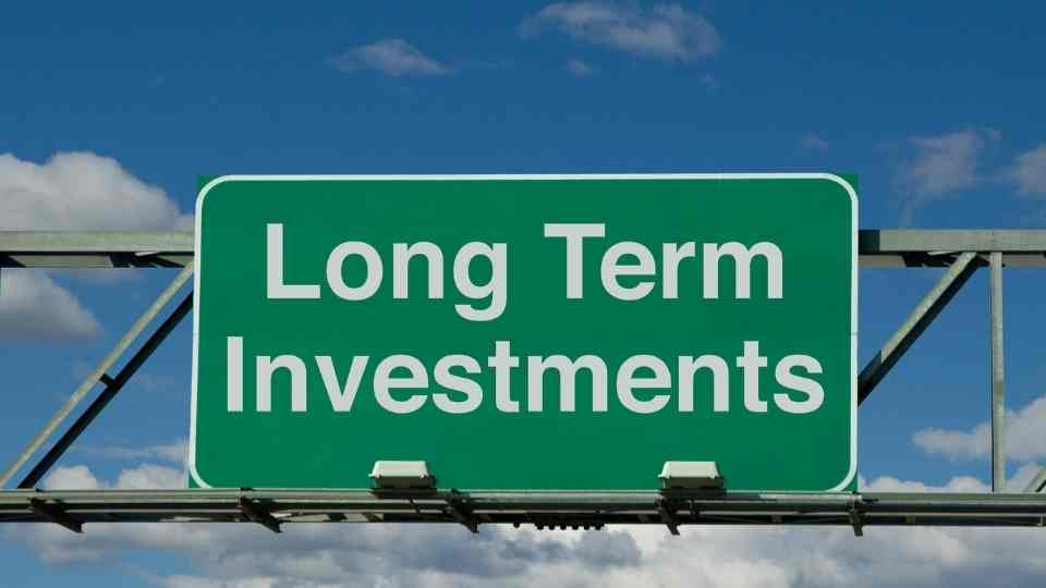 Stay invested with a long term view